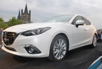 Nuova Mazda3 2013, tutti i dettagli